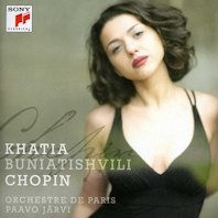 Bunatishvili Chopin CD
