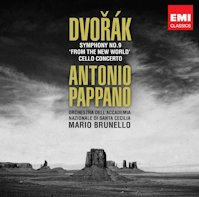 Dvorak by Pappano