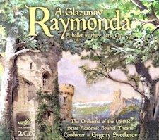 Glazunov's Raymonda