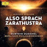 Dudamel's debut disc with the Berlin Philharmonic