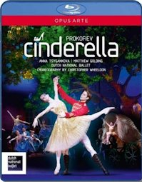 Cinderella by the Dutch National Ballet
