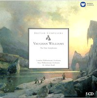 Vaughan Williams Symphonies