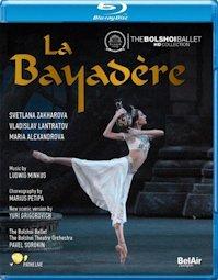 La Bayadere Bolshoi Ballet
