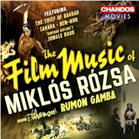 The Film Muisic of Miklós Rózsa