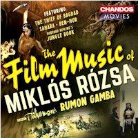 The Film Muisic of Miklós Rózsa
