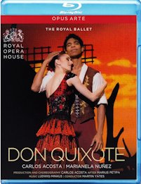 Don Quixote - The Royal Ballet