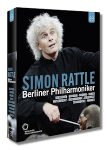 Simon Rattle and the Berlin Philharmonic