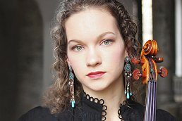 Hilary Hahn © Peter Miller/ DG