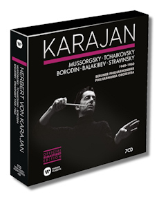 Karajan Official Remastered Edition