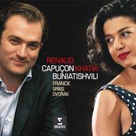 Renaud Capuçon and Khatia Buniatishvili