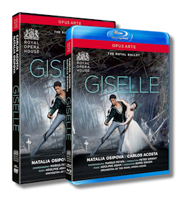 Giselle - Royal Ballet