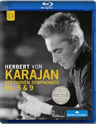 Karajan and the Berlin Phiharmonic play Beethoven