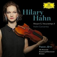 Hilary Hahn plays Mozart and Vieuxtemps