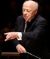 Bernard Haitink conducts Schumann
