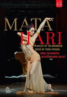 Mata Hari by the Dutch National Ballet