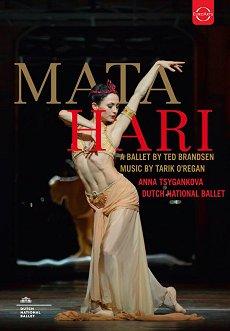 Mata Hari by the Dutch National Ballet