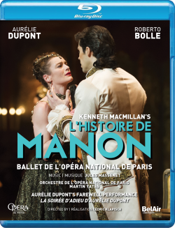 Aurelie Dupont as Manon