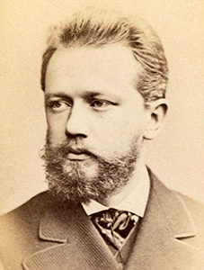 Tchaikovsky in 1874